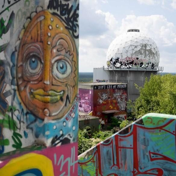 Berlin Graffiti & Streetart