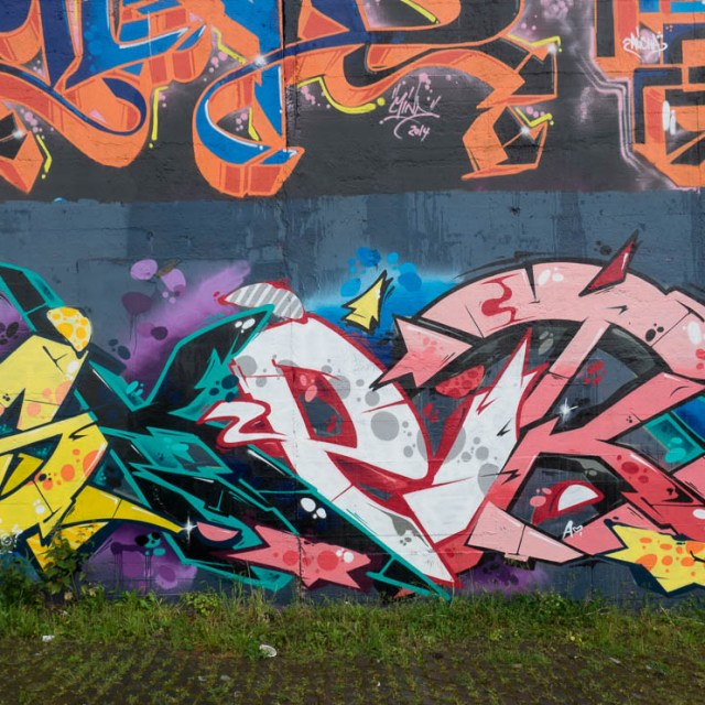 Graffiti Bingen