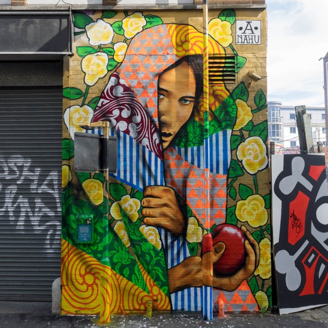London Graffiti Brick Lane