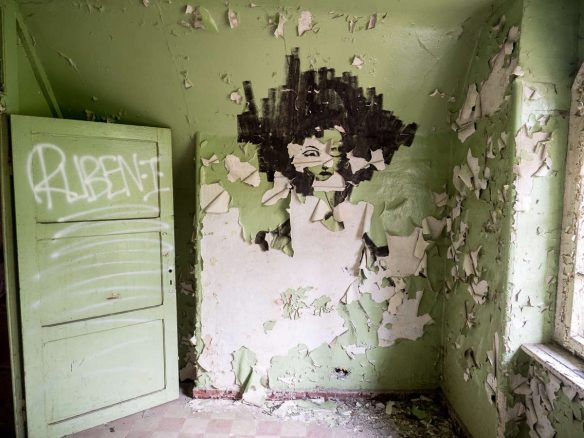 Lost Places Beelitzer Heilstätten