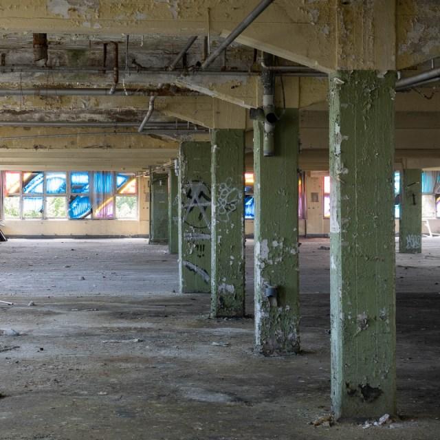Lost Places Textima Nadel Fabrik