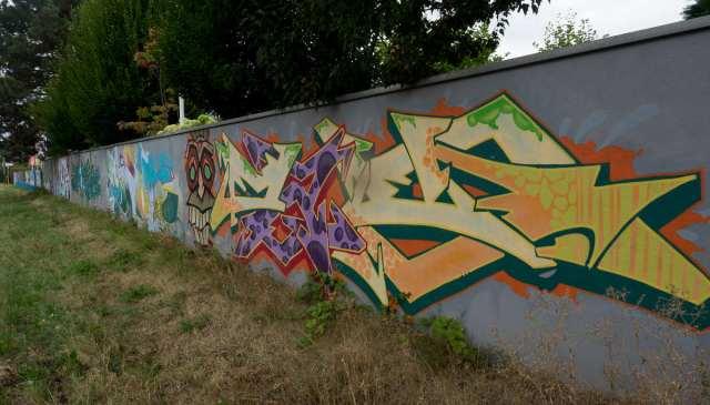 Graffiti Friedrichsdorf