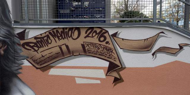 Graffiti Wiesbaden RZM