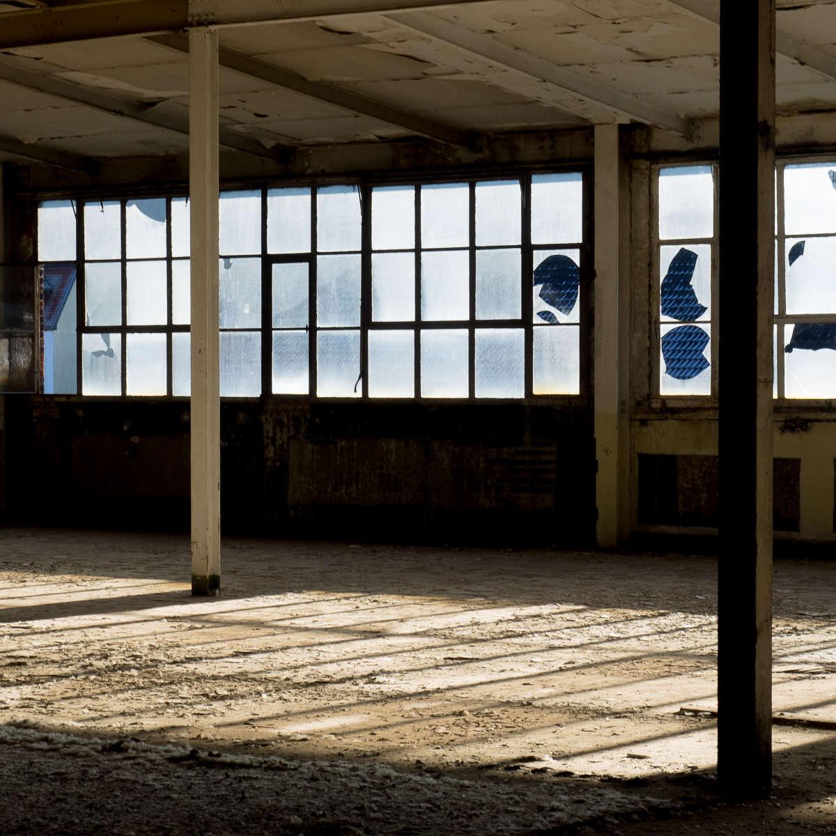 Ruheorte - Ehemalige KFZ Produktionsstätte in Thüringen (Lost Places/Urbex)