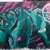 Frankfurt – Graffiti am Ratswegkreisel (85) – Update 11/2017