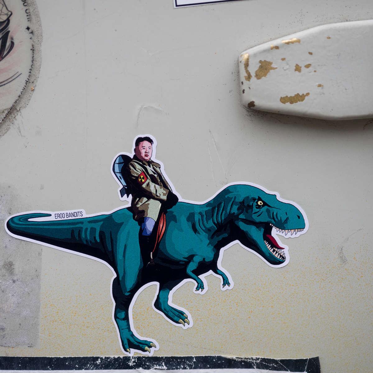 Streetart in Frankfurt - Ergo Bandits