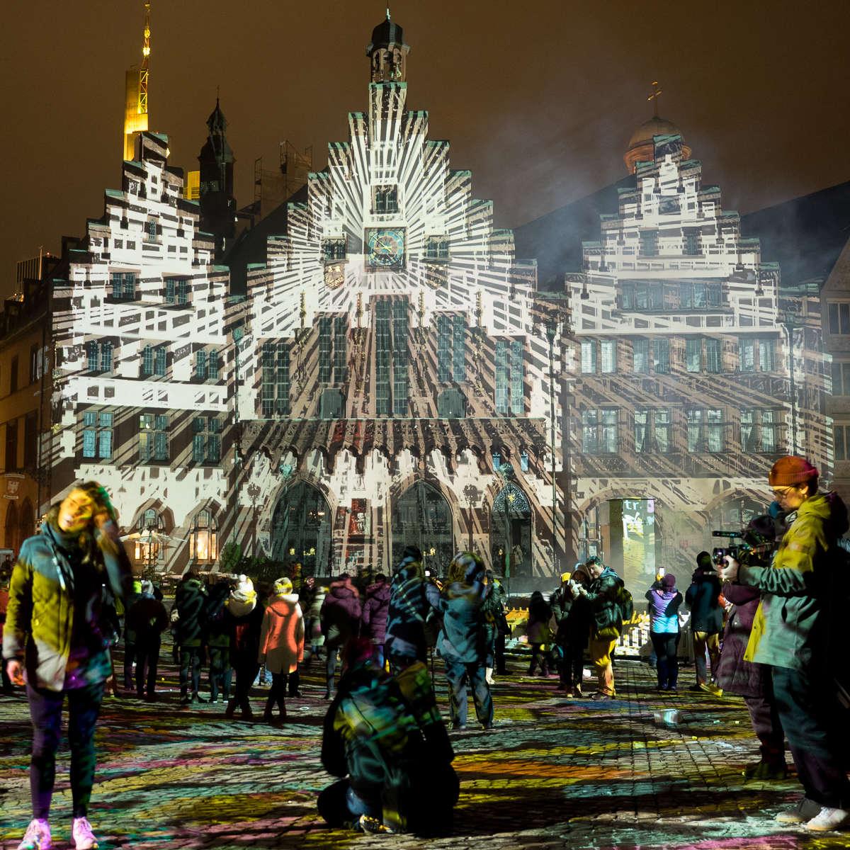 Frankfurt – Luminale 2018 – Erste Eindrücke (Part 01)