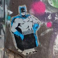 Streetart in Berlin #06 Liz Art
