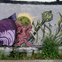 Graffiti in Gelnhausen (Update 06/2021)