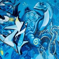Meeting of Styles Wiesbaden 2021 – Finals 03 - Blue Wall