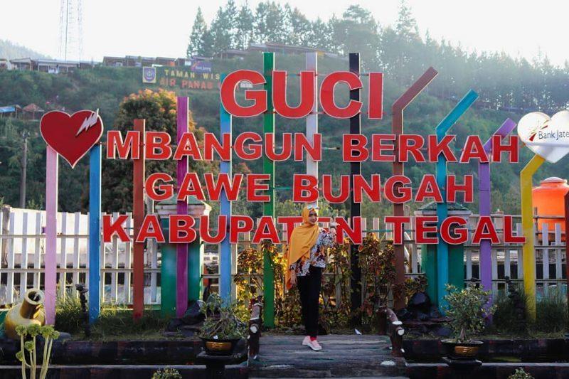 Sejarah Asal usul Guci wisata guci tegal