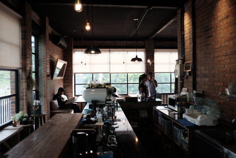 the cabin cofee bar