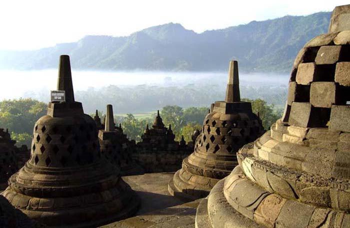 Pembangunan Candi Borobudur
