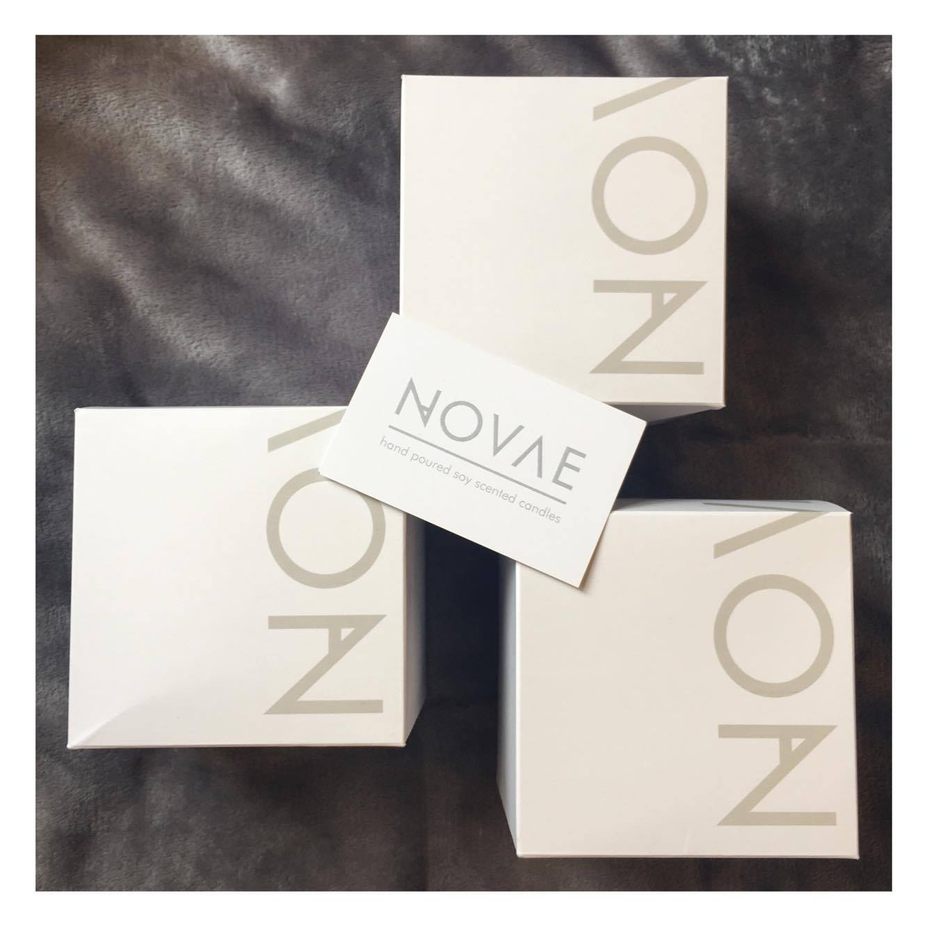 novae candles review