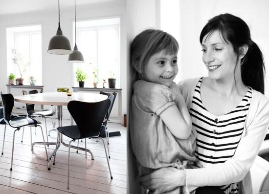 Vira and her mother Sara