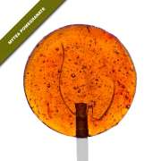 Single view of Dosha Pops' Mytea Pomegranate lollipop