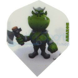 Amazone Cartoon 009 Ork