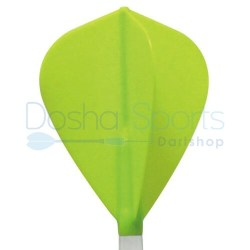 Cosmo Air Kite Lime