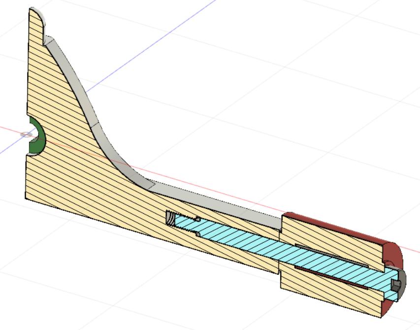 cut view
