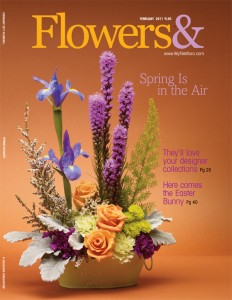 reviste despre flori - Flowers
