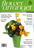 reviste despre flori - flower arranger
