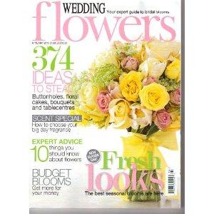 reviste despre flori - wedding Flowers