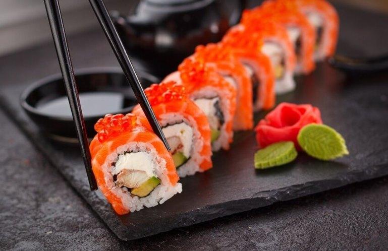 Суши: польза и вред японского блюда