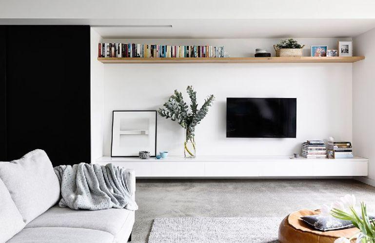 Как выбрать место для телевизора в комнате