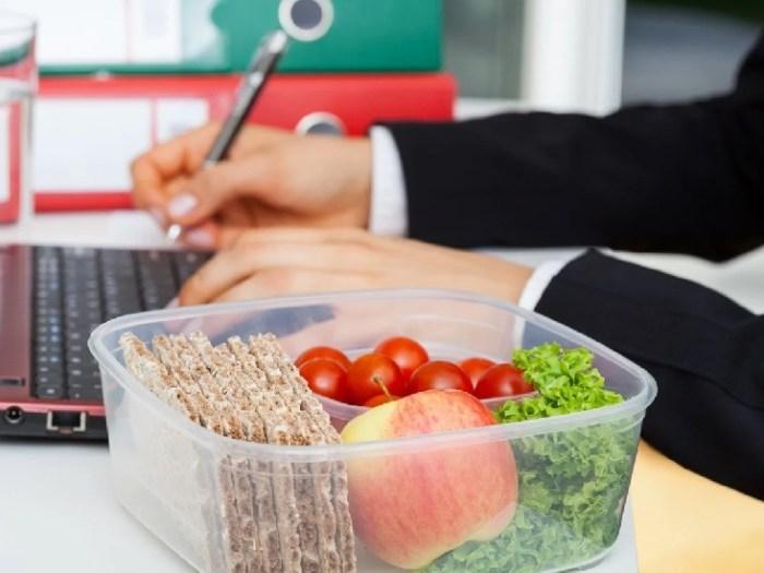 Как хорошо питаться на рабочем месте