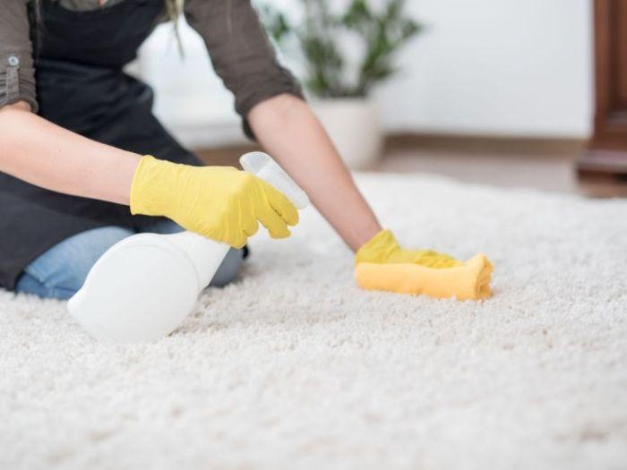 Деликатная чистка ковров