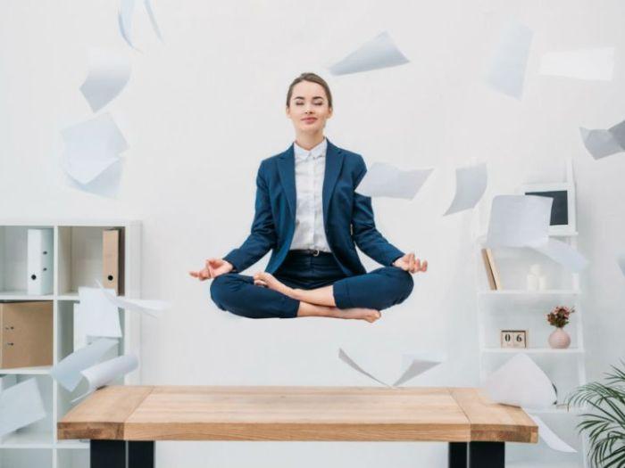 Борьба со стрессом от работы