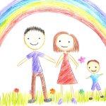 Ребенок рисует семью: как анализировать рисунок