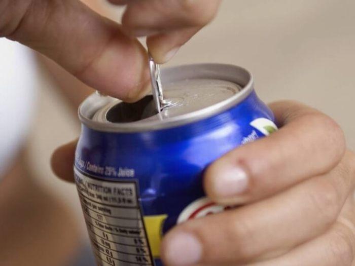 Вред энергетических напитков для детей