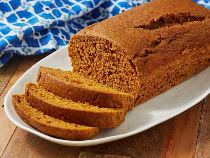 Тыквенный хлеб ( пошаговый рецепт)