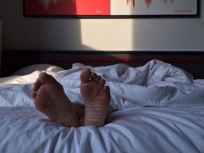 Мозг в состоянии компенсировать нехватку сна