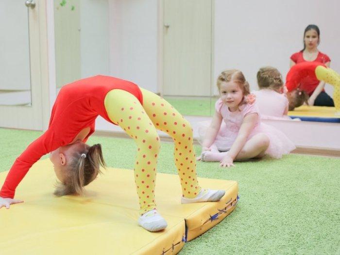 Гимнастика для детей 3-4 лет — полезные физические упражнения