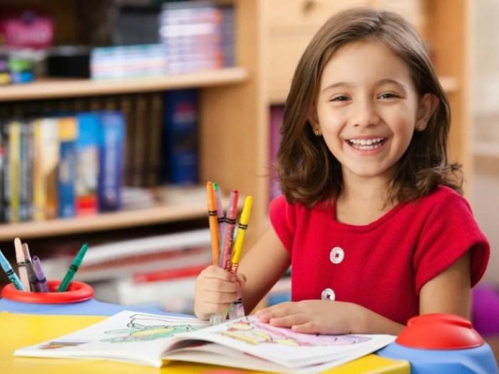 Раскраски для детей – чем они полезны