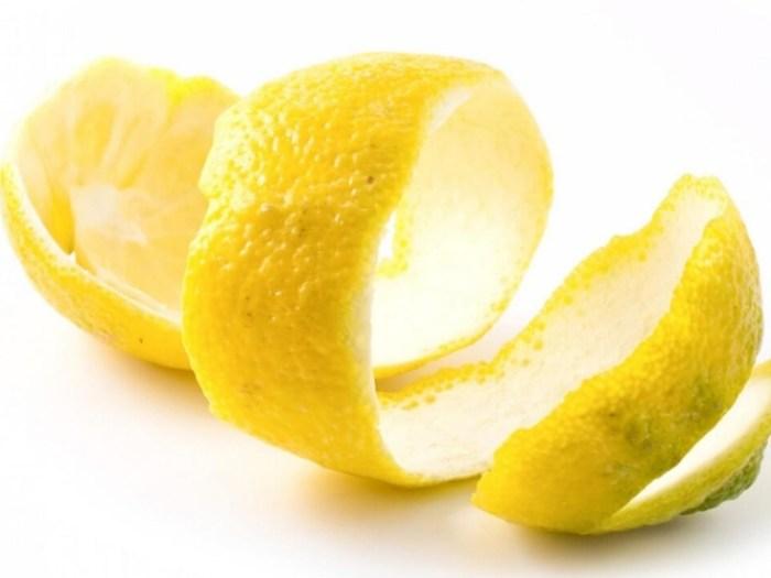 Сушеная лимонная цедра