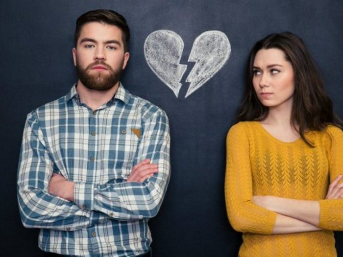 13 признаков того, что ваш будущий брак закончится разводом
