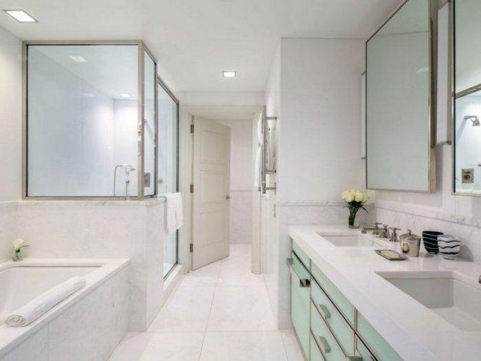 Секрет белоснежной ванны