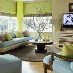Фэн-шуй для дома: гостиная и столовая