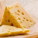 «Кусочек сыра» — объедение из 4 ингредиентов