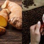 Как приготовить кофе с имбирем из свежего и сушенного