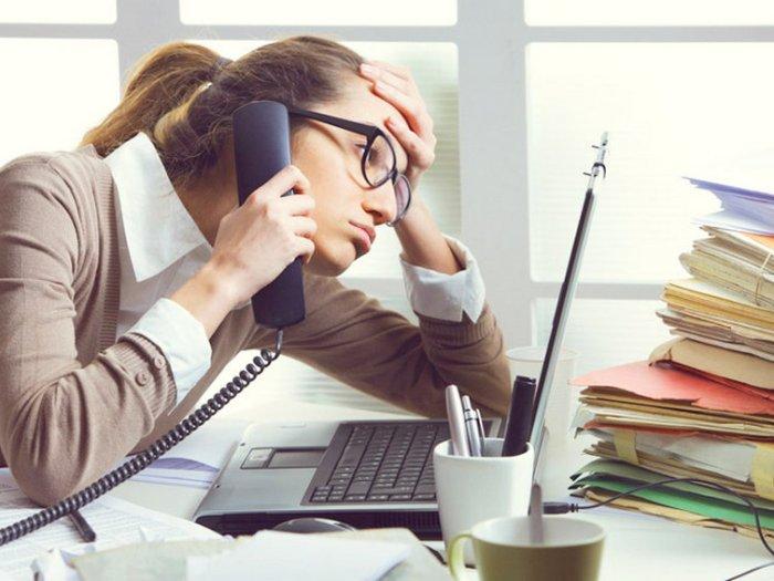 7 тихих признаков стресса