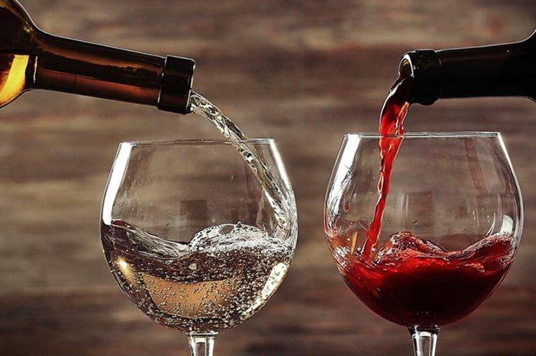 Диета на вине