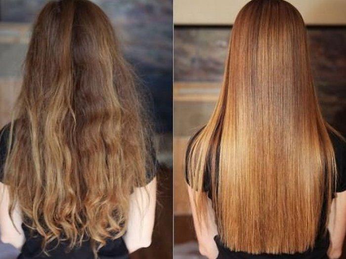 Процедура биоламинирования. Так ли полезна для волос?