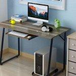 Компьютерные столы: разновидности, конструкционные особенности