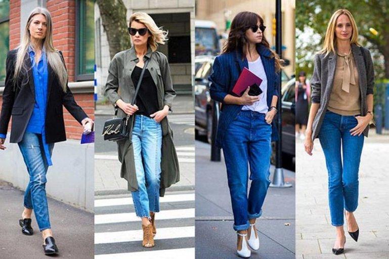 Возрастные стереотипы: как одеваться женщине за 40