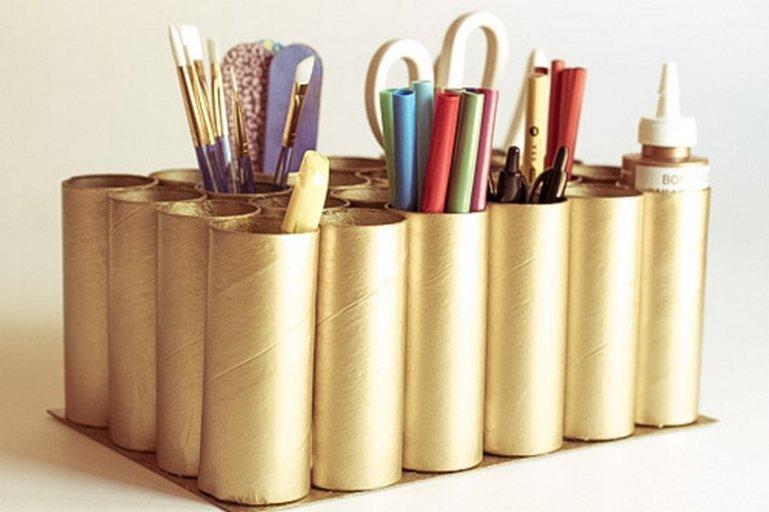 9 крутых способов повторно использовать втулку от туалетной бумаги
