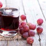 Как приготовить виноградный сок